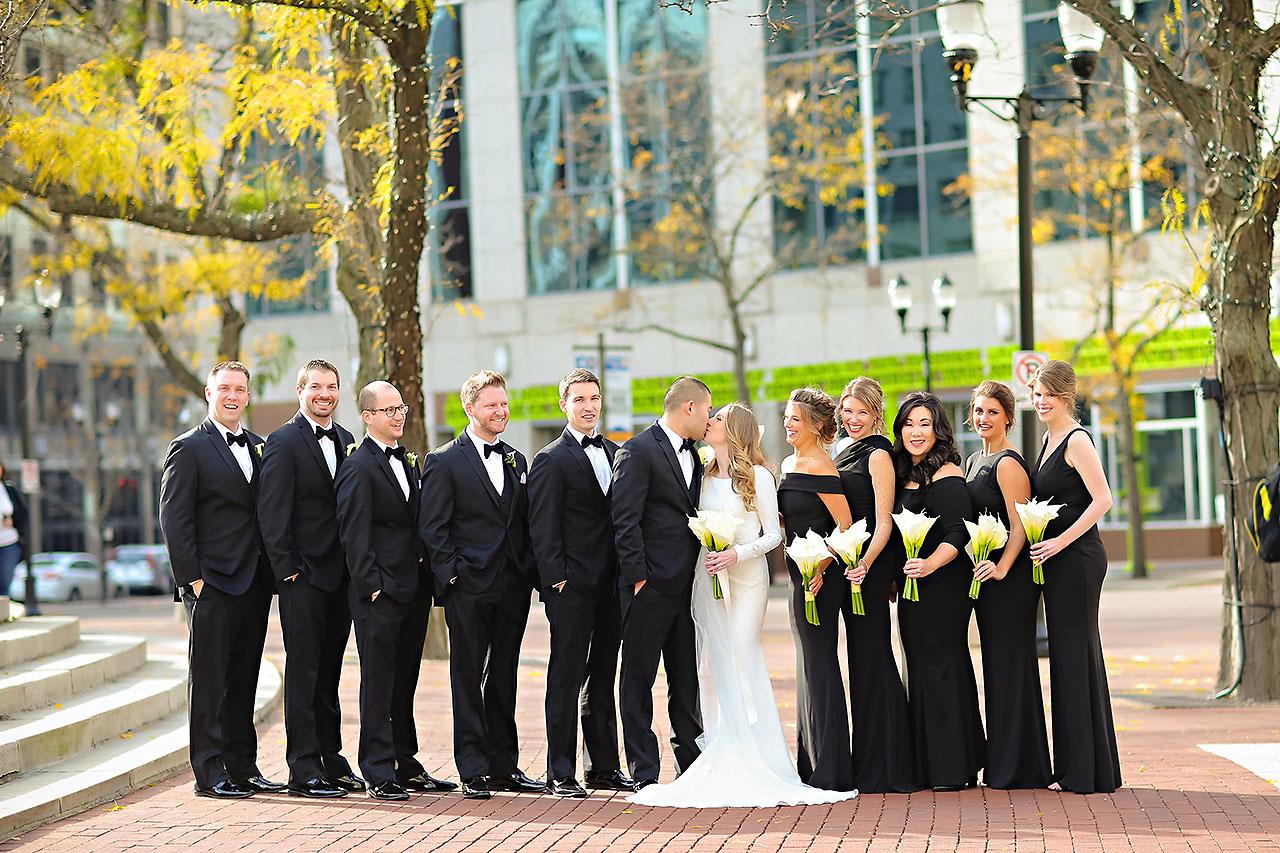 Mallory Wayne Columbia Club Indianapolis Wedding 107