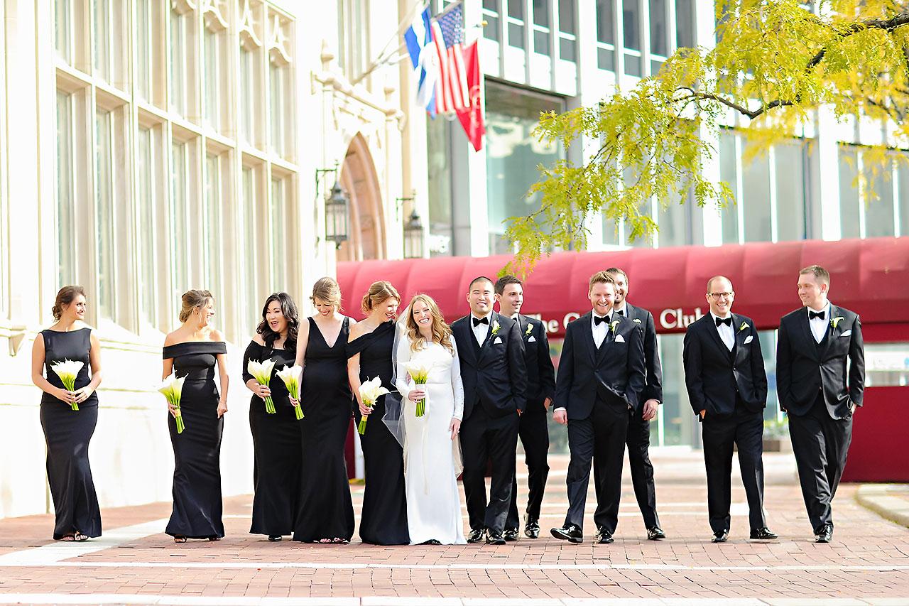 Mallory Wayne Columbia Club Indianapolis Wedding 105