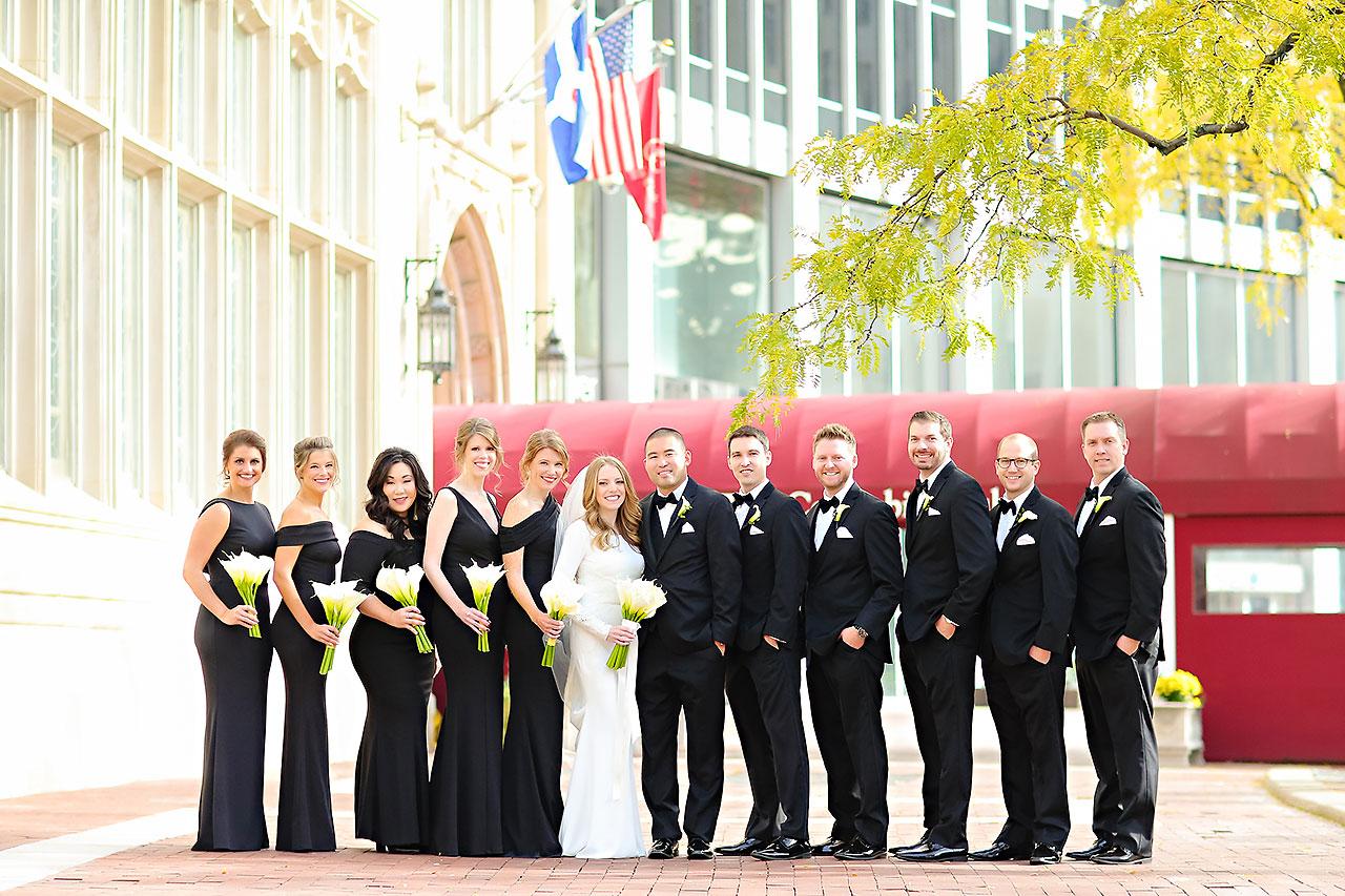 Mallory Wayne Columbia Club Indianapolis Wedding 099