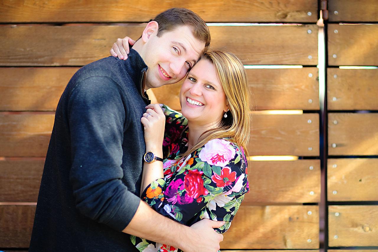 Katelyn Matt Indianapolis Fall Engagement Session 120