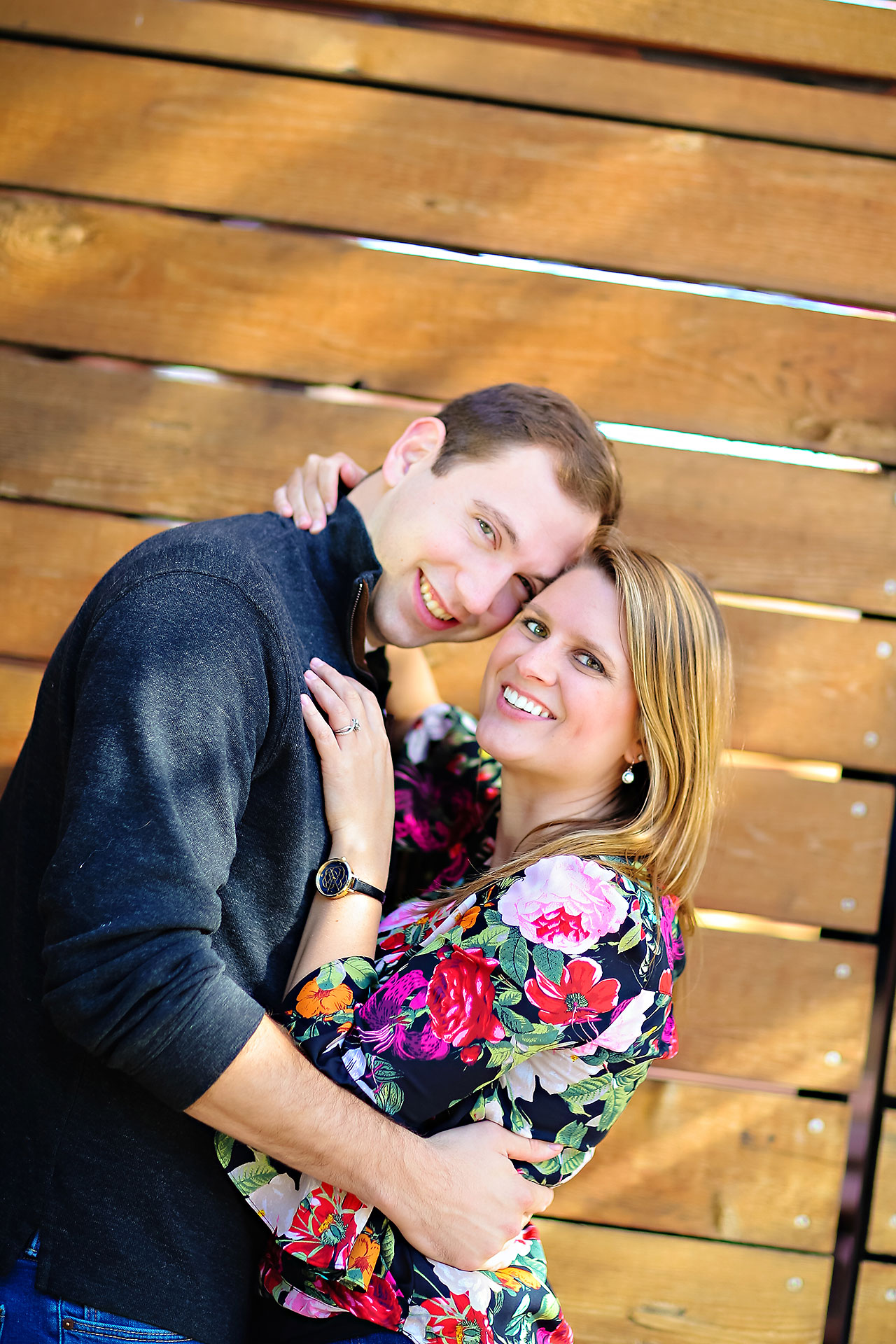 Katelyn Matt Indianapolis Fall Engagement Session 111