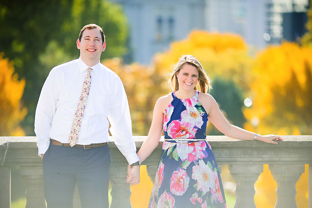 Katelyn Matt Indianapolis Fall Engagement Session 104