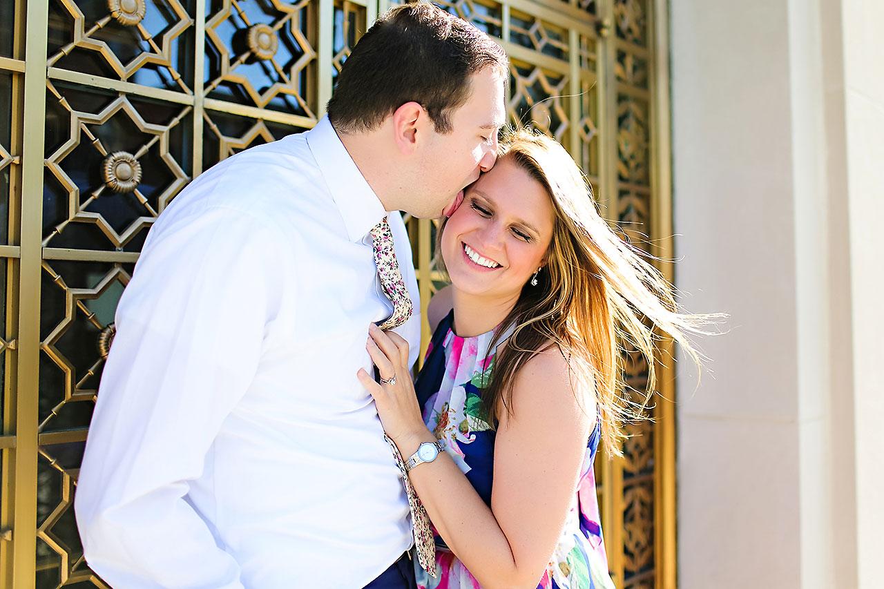 Katelyn Matt Indianapolis Fall Engagement Session 092