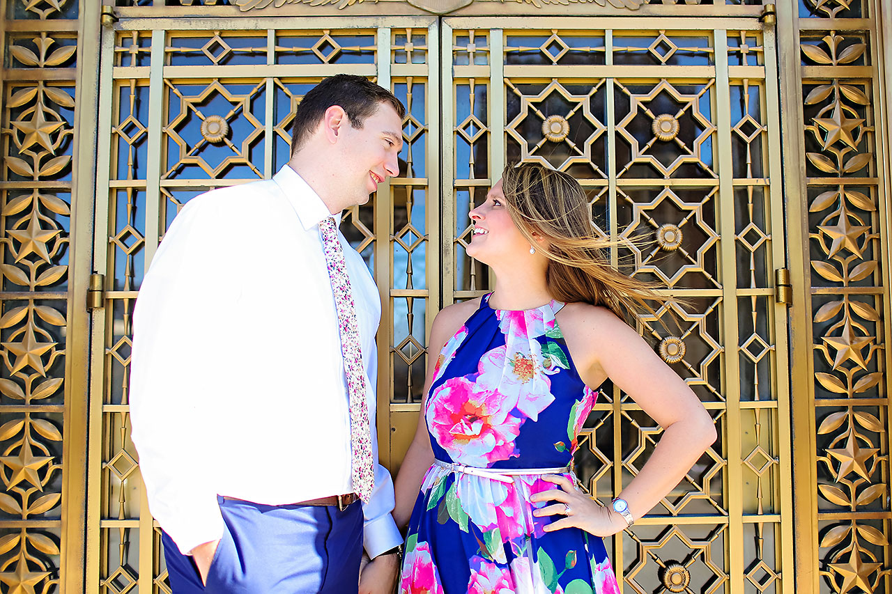 Katelyn Matt Indianapolis Fall Engagement Session 069