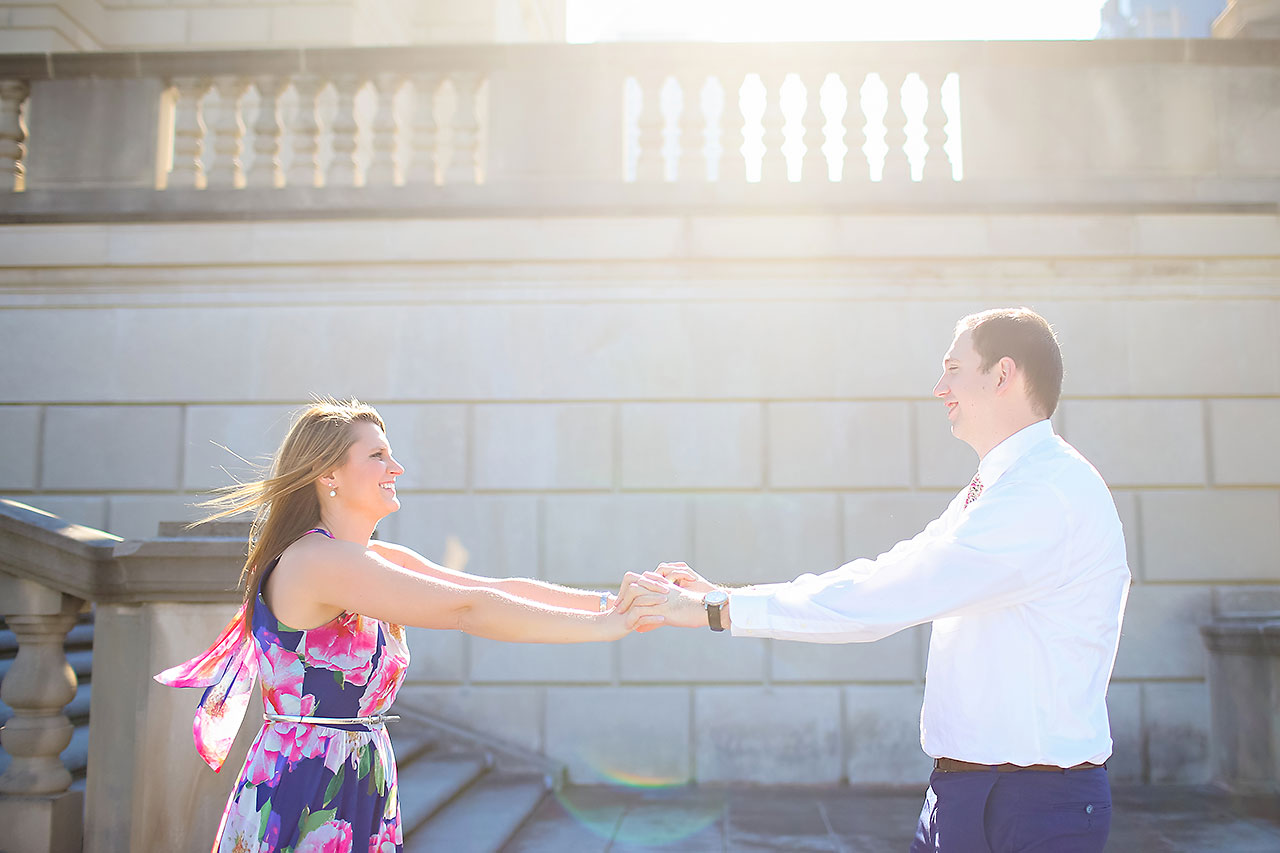 Katelyn Matt Indianapolis Fall Engagement Session 051