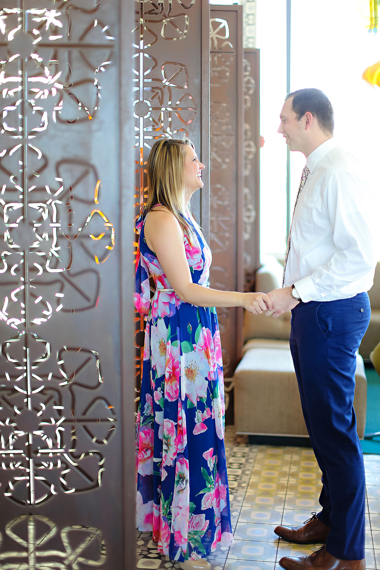 Katelyn Matt Indianapolis Fall Engagement Session 045