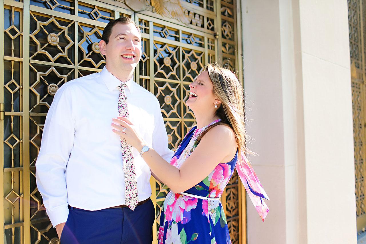 Katelyn Matt Indianapolis Fall Engagement Session 040