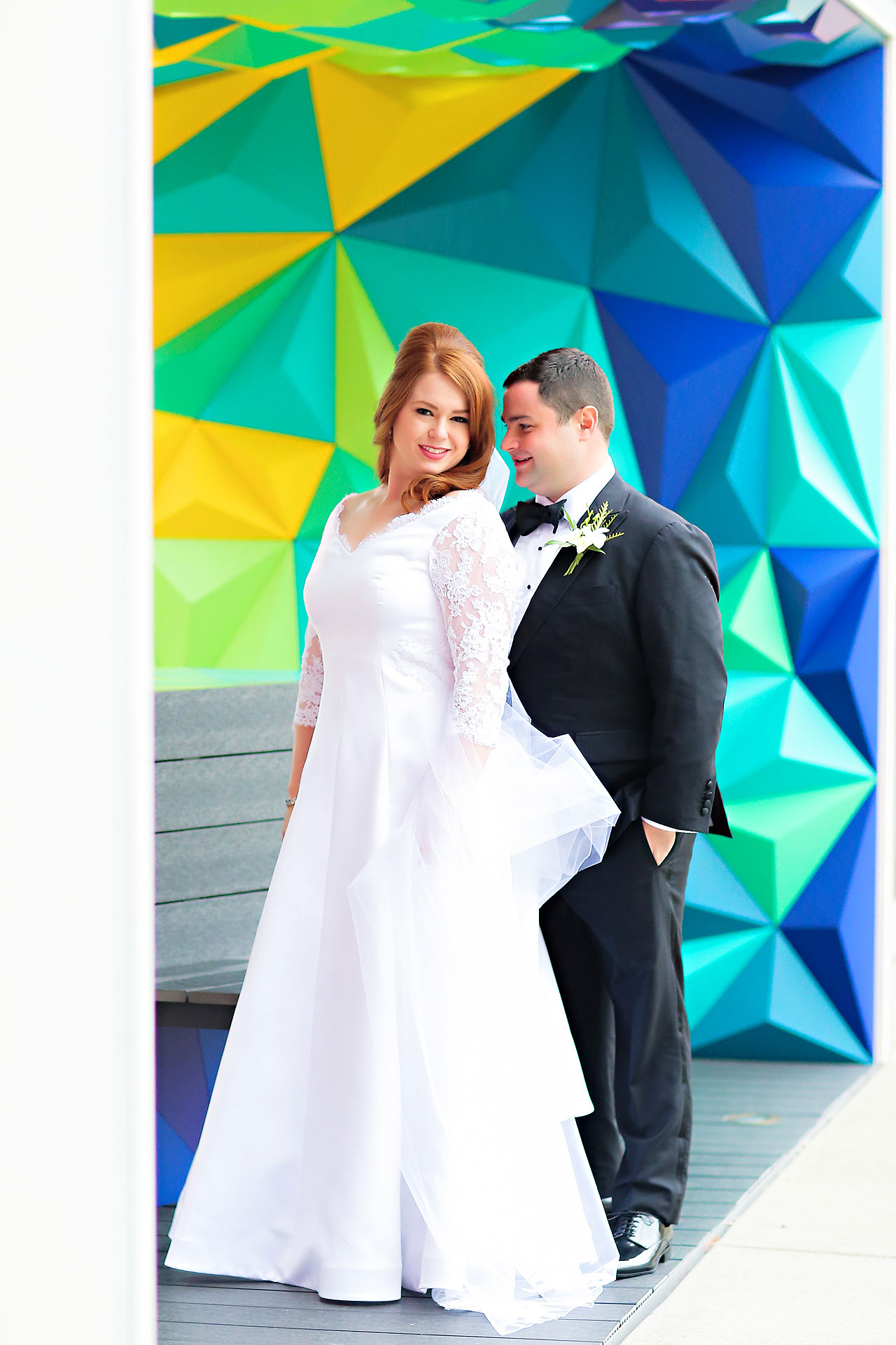Mollie Josh Indianapolis Museum of Art Wedding 064