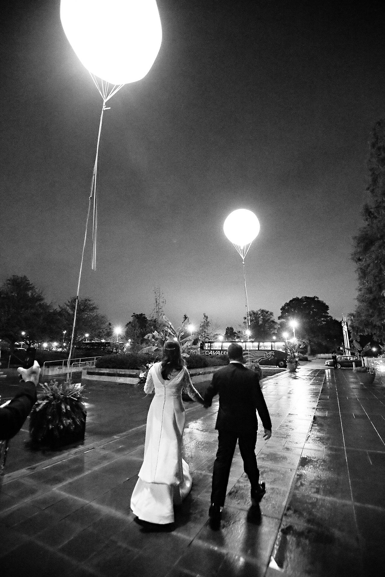 Mollie Josh Indianapolis Museum of Art Wedding 392