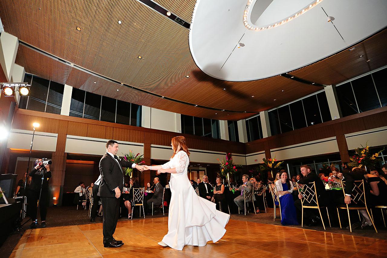 Mollie Josh Indianapolis Museum of Art Wedding 329