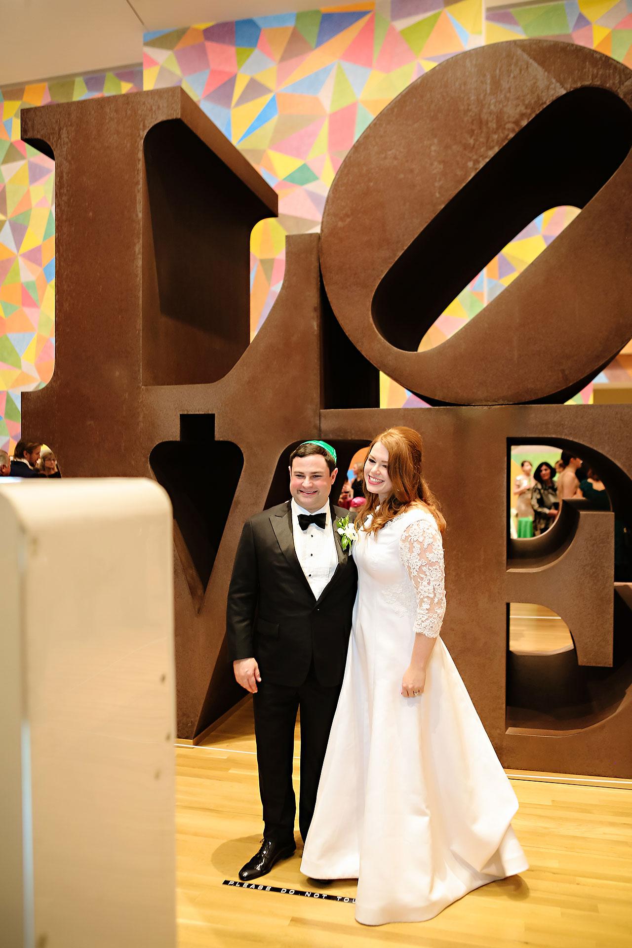 Mollie Josh Indianapolis Museum of Art Wedding 254