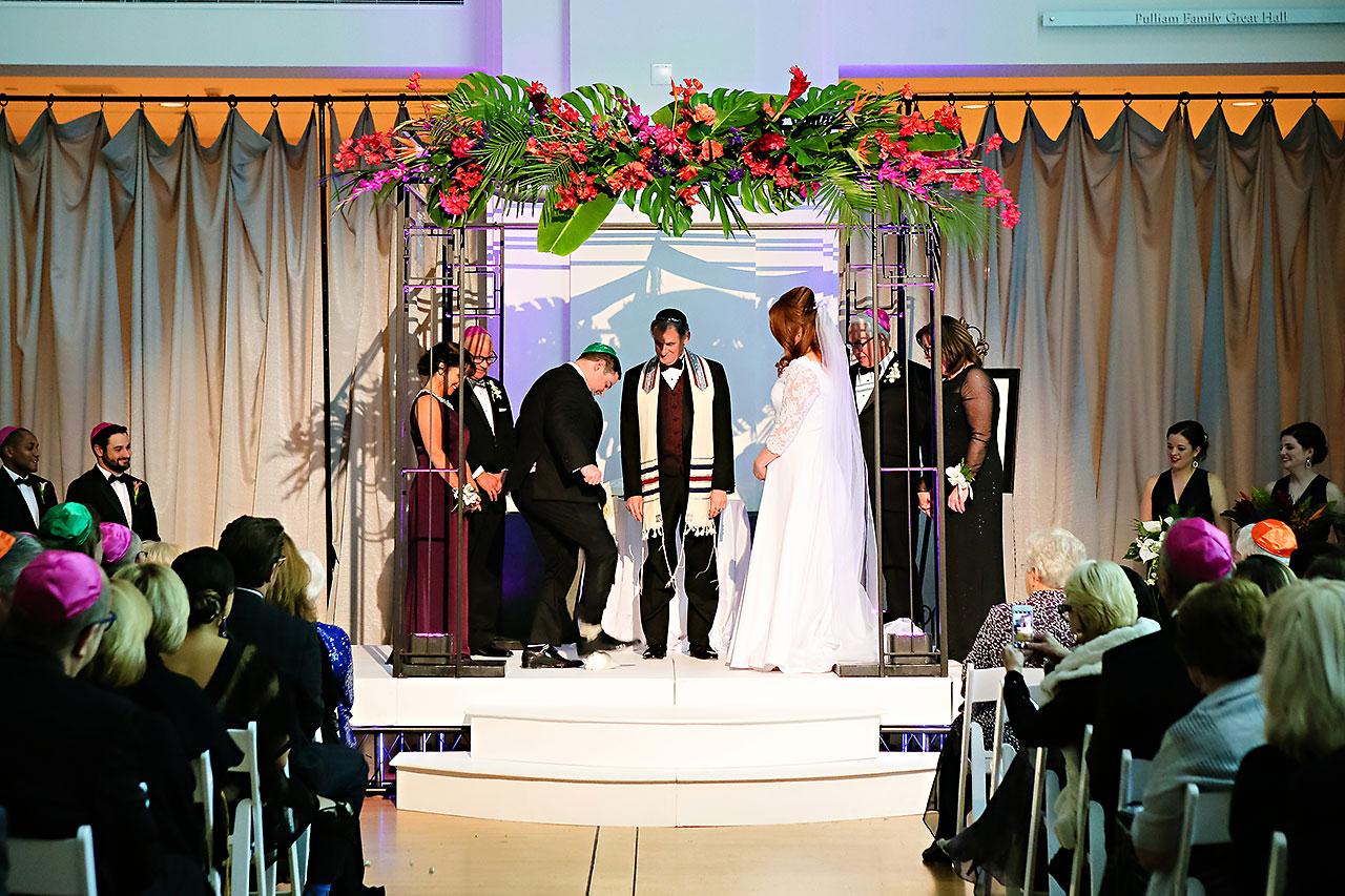 Mollie Josh Indianapolis Museum of Art Wedding 245