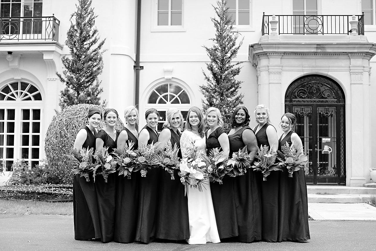 Mollie Josh Indianapolis Museum of Art Wedding 179