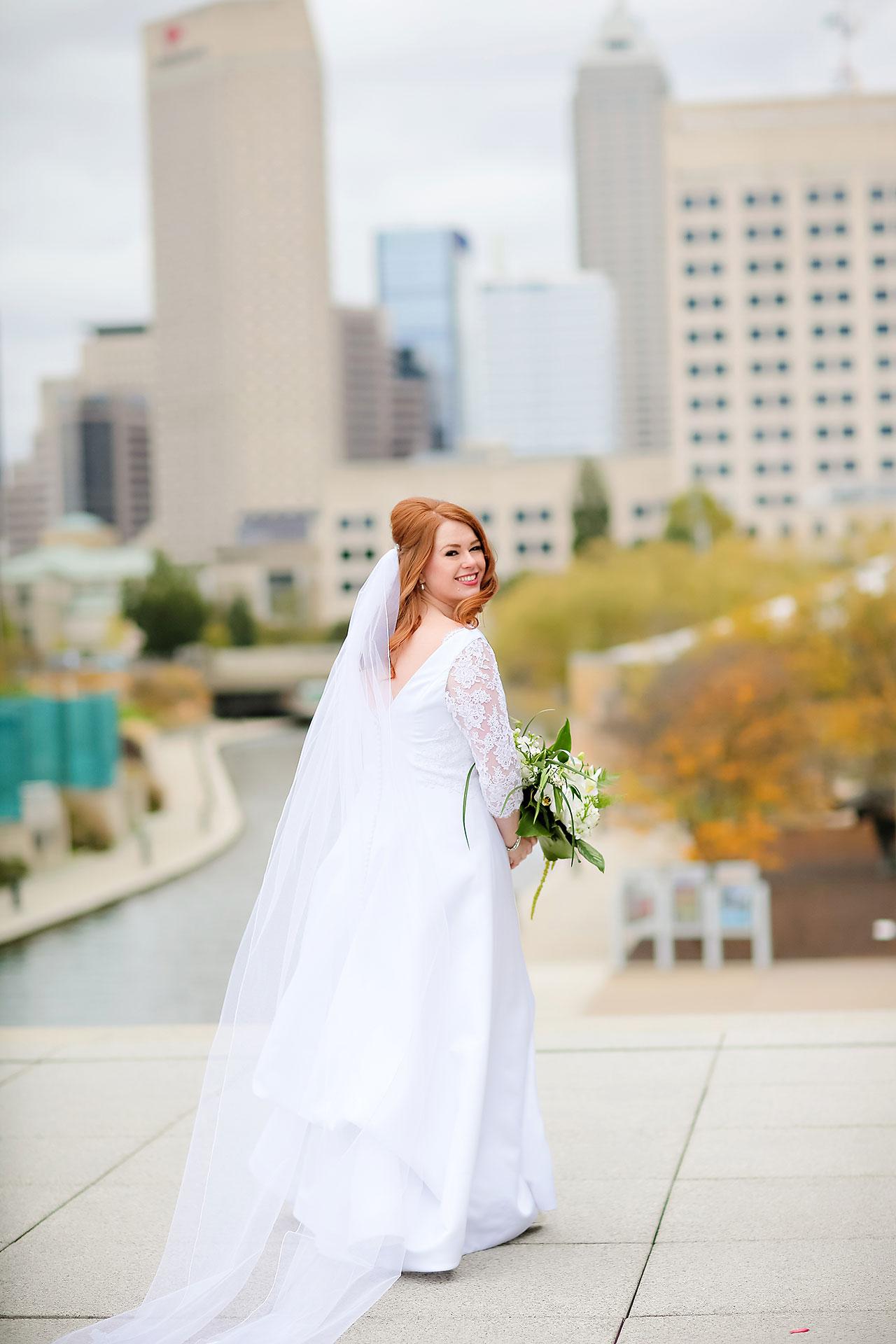 Mollie Josh Indianapolis Museum of Art Wedding 138