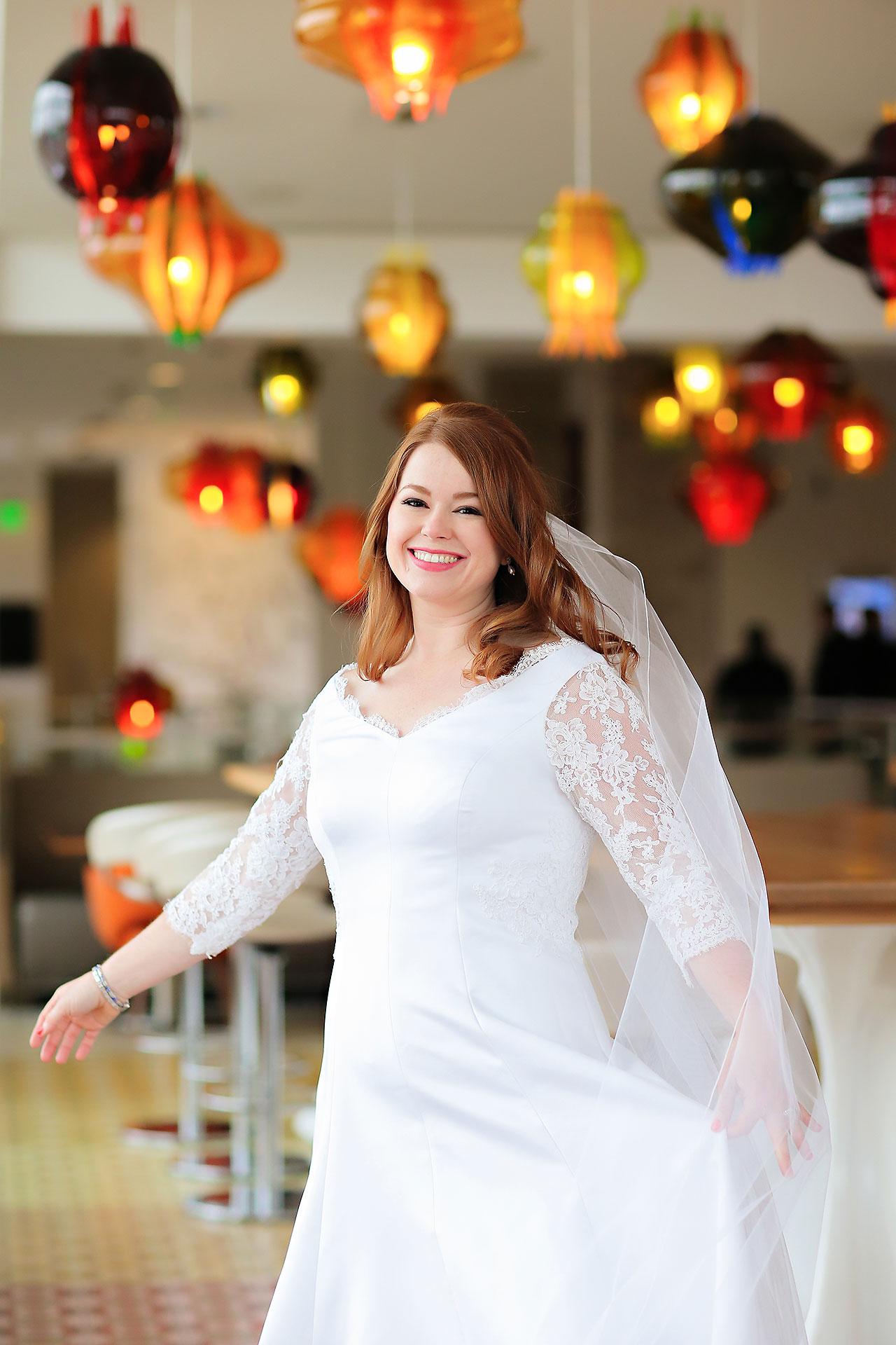 Mollie Josh Indianapolis Museum of Art Wedding 100
