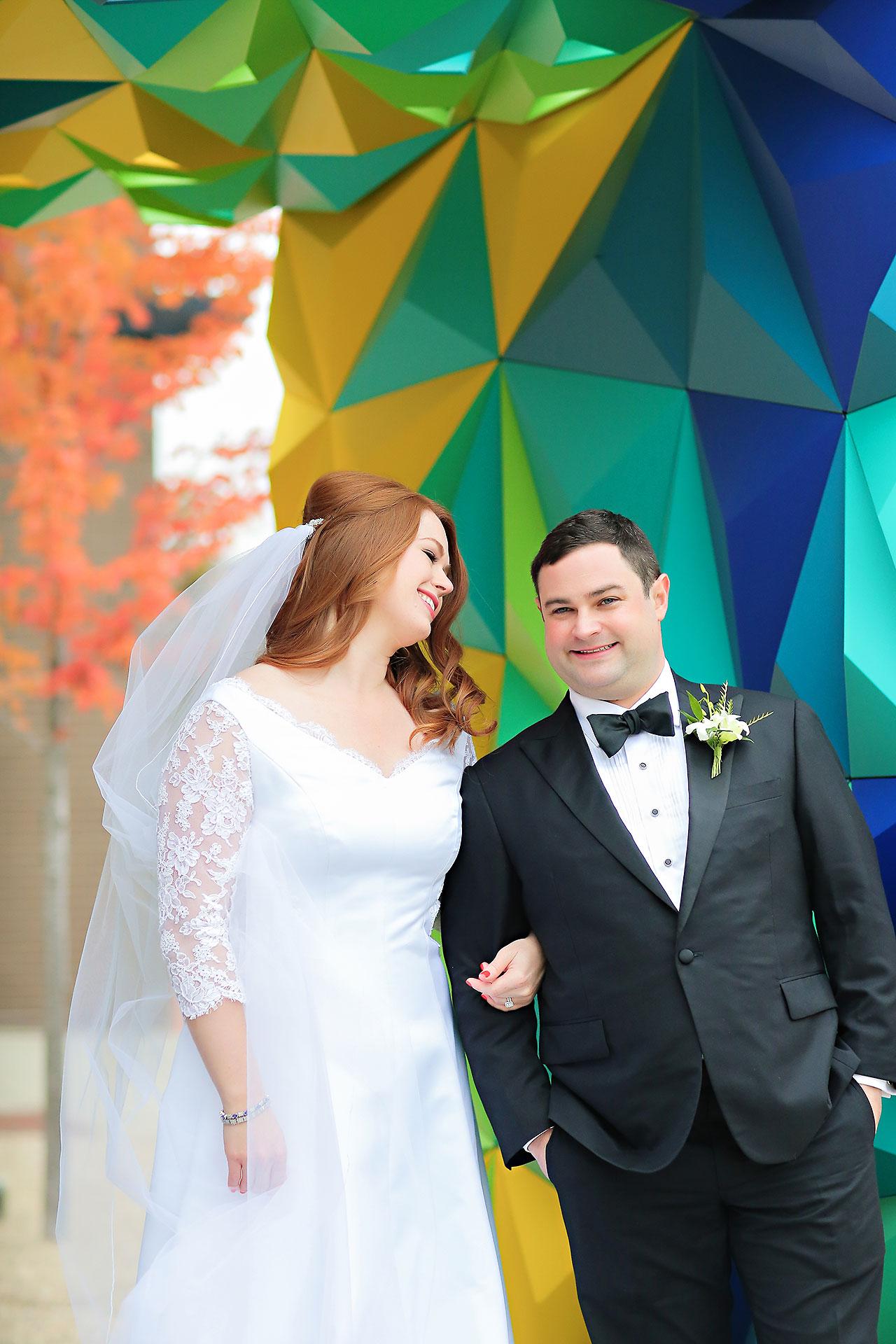 Mollie Josh Indianapolis Museum of Art Wedding 083
