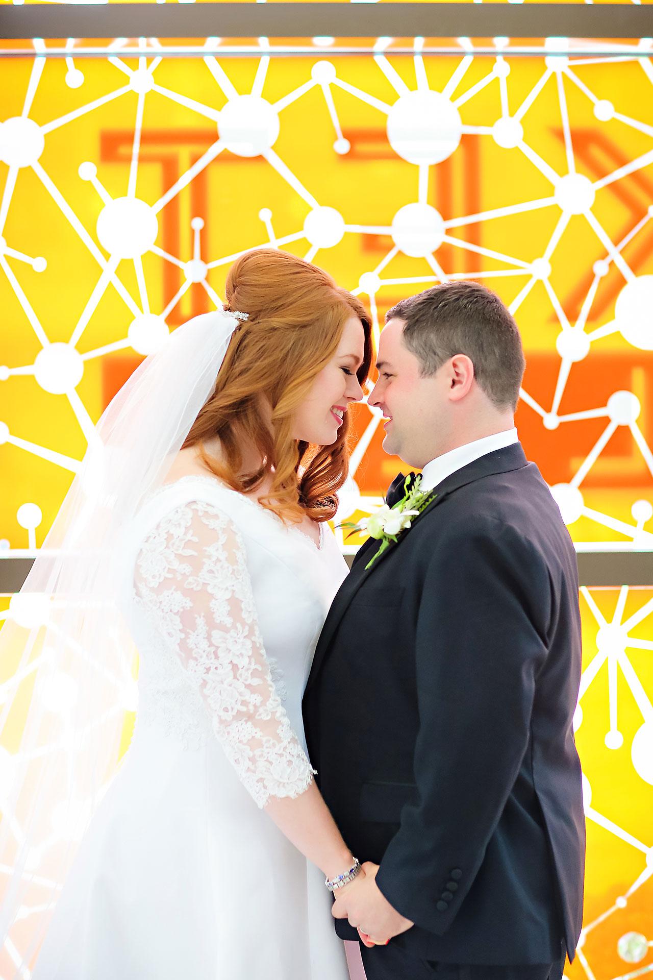 Mollie Josh Indianapolis Museum of Art Wedding 061