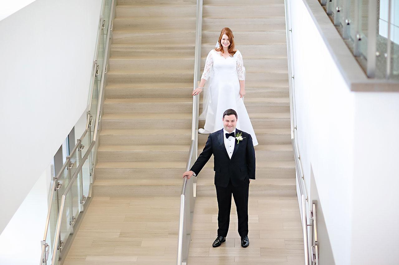 Mollie Josh Indianapolis Museum of Art Wedding 045