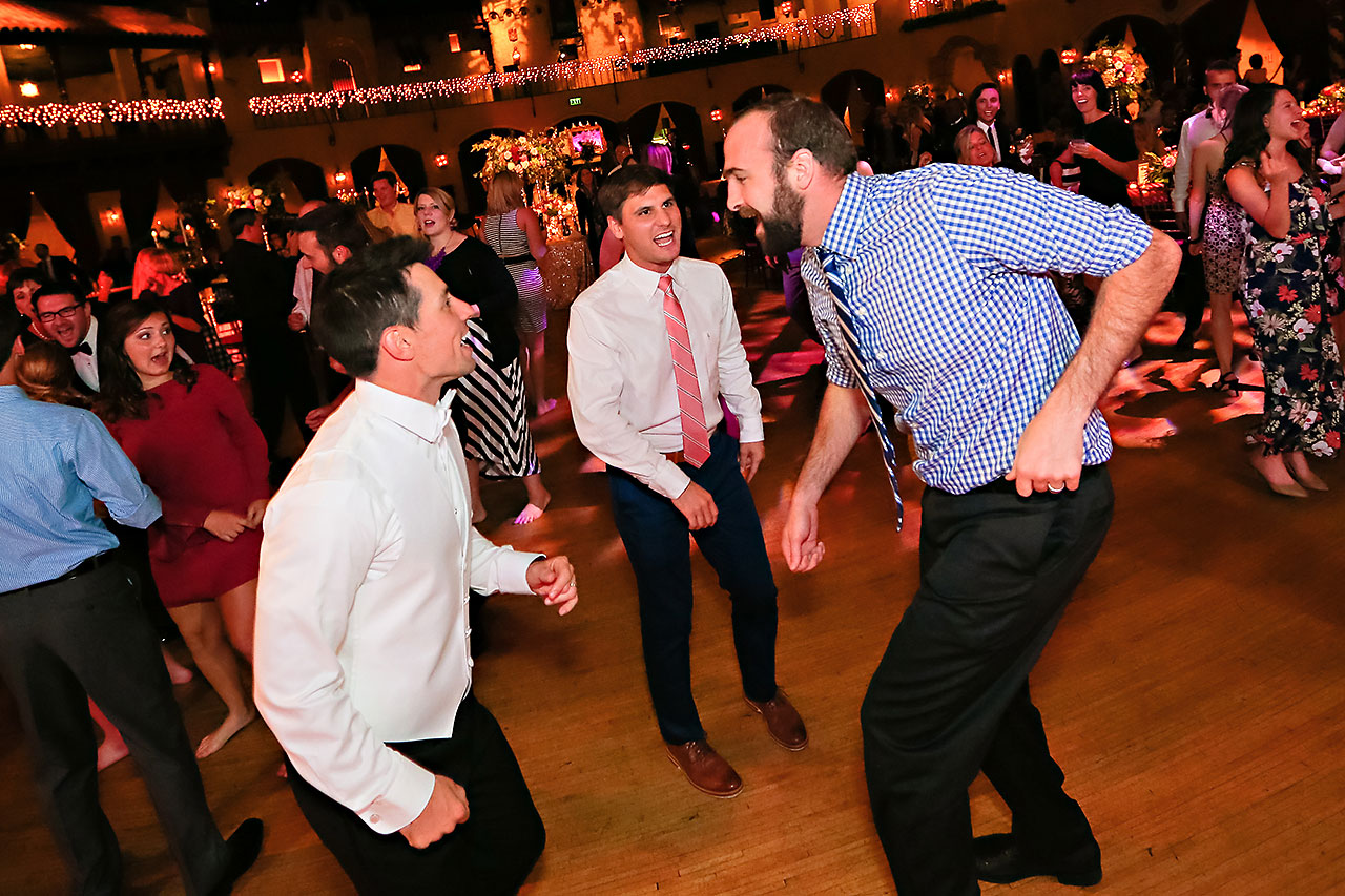 Kayci Matt Indiana Roof Ballroom Indianapolis Wedding 371