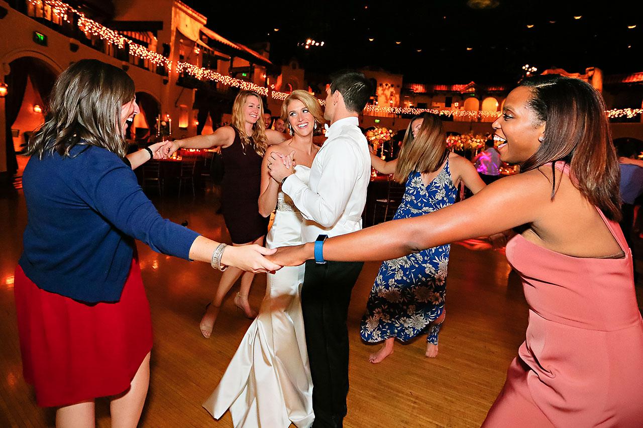 Kayci Matt Indiana Roof Ballroom Indianapolis Wedding 367