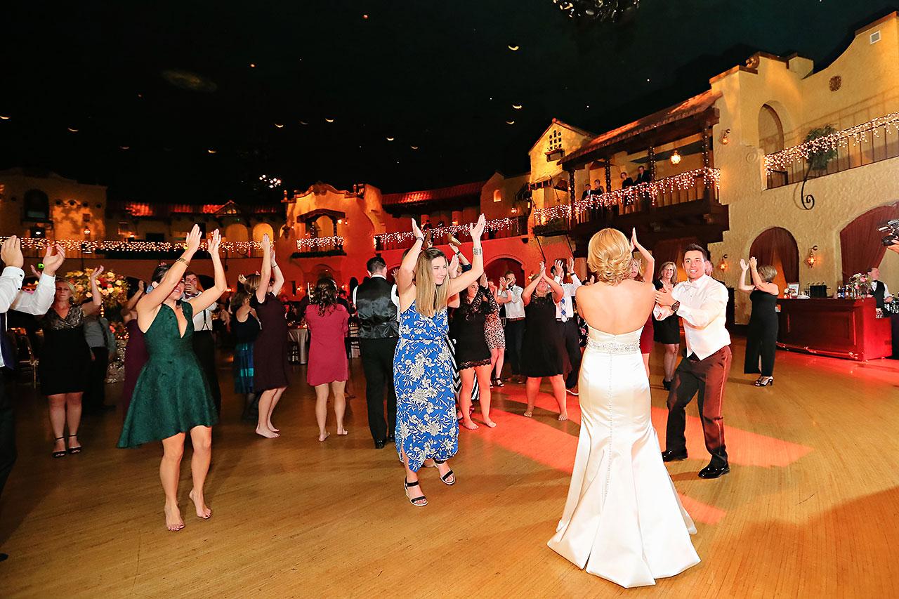 Kayci Matt Indiana Roof Ballroom Indianapolis Wedding 363