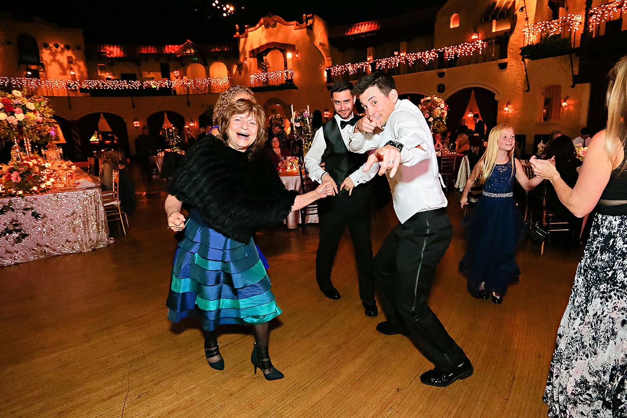 Kayci Matt Indiana Roof Ballroom Indianapolis Wedding 355