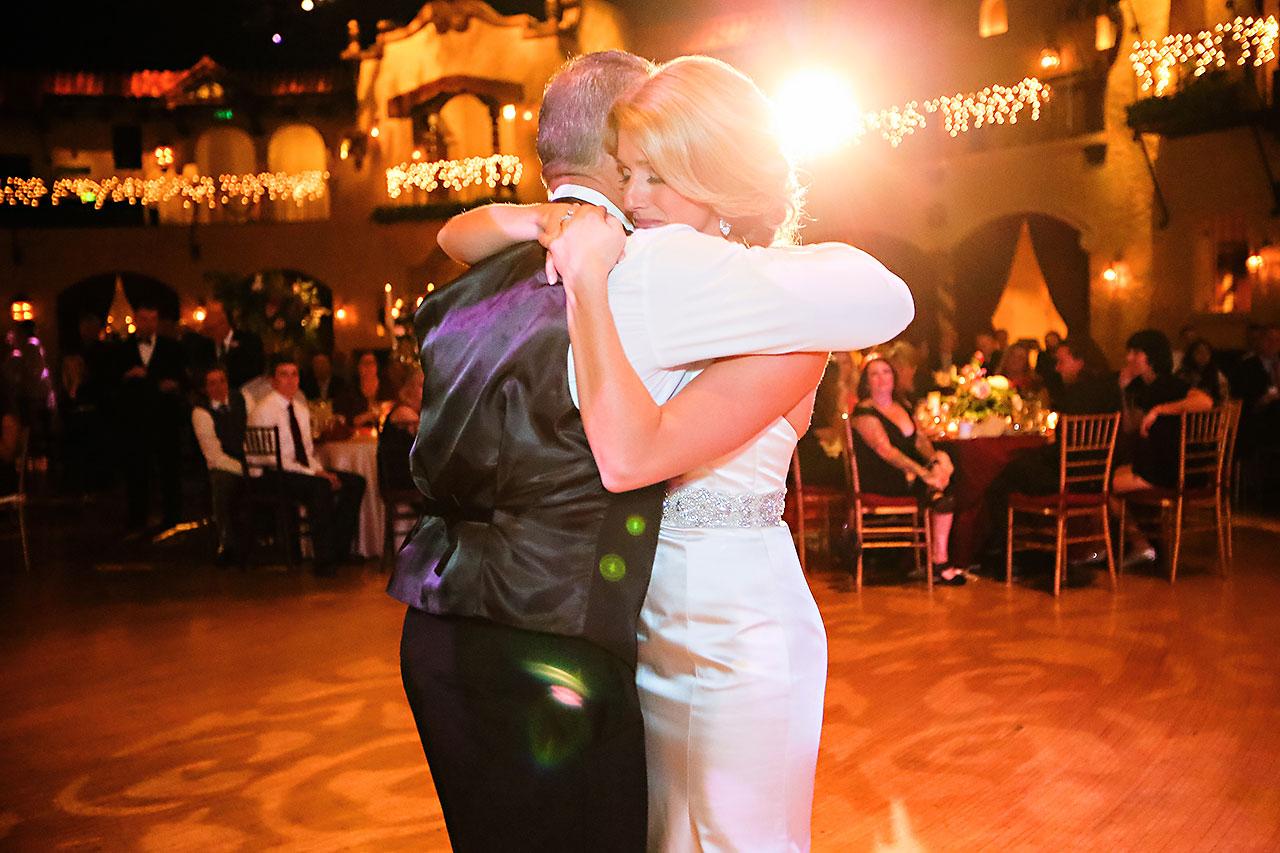 Kayci Matt Indiana Roof Ballroom Indianapolis Wedding 345