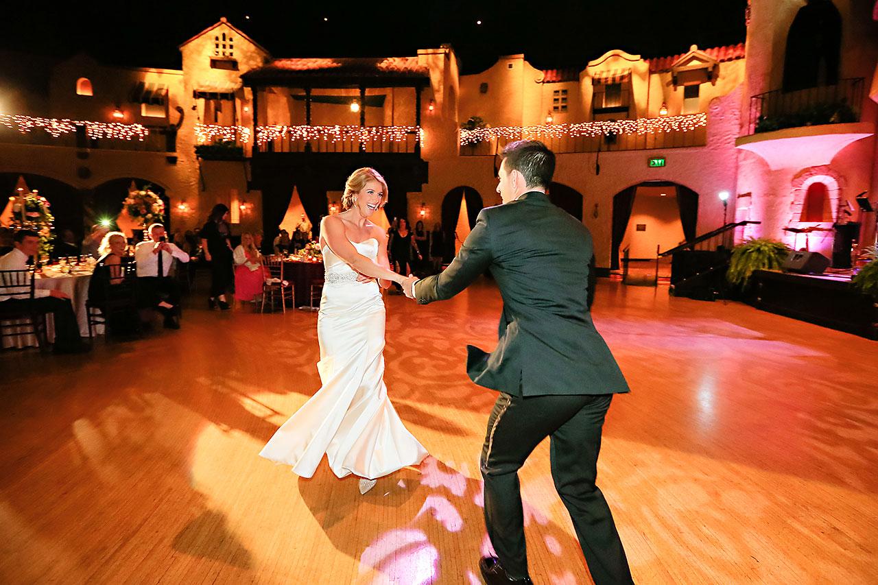 Kayci Matt Indiana Roof Ballroom Indianapolis Wedding 336