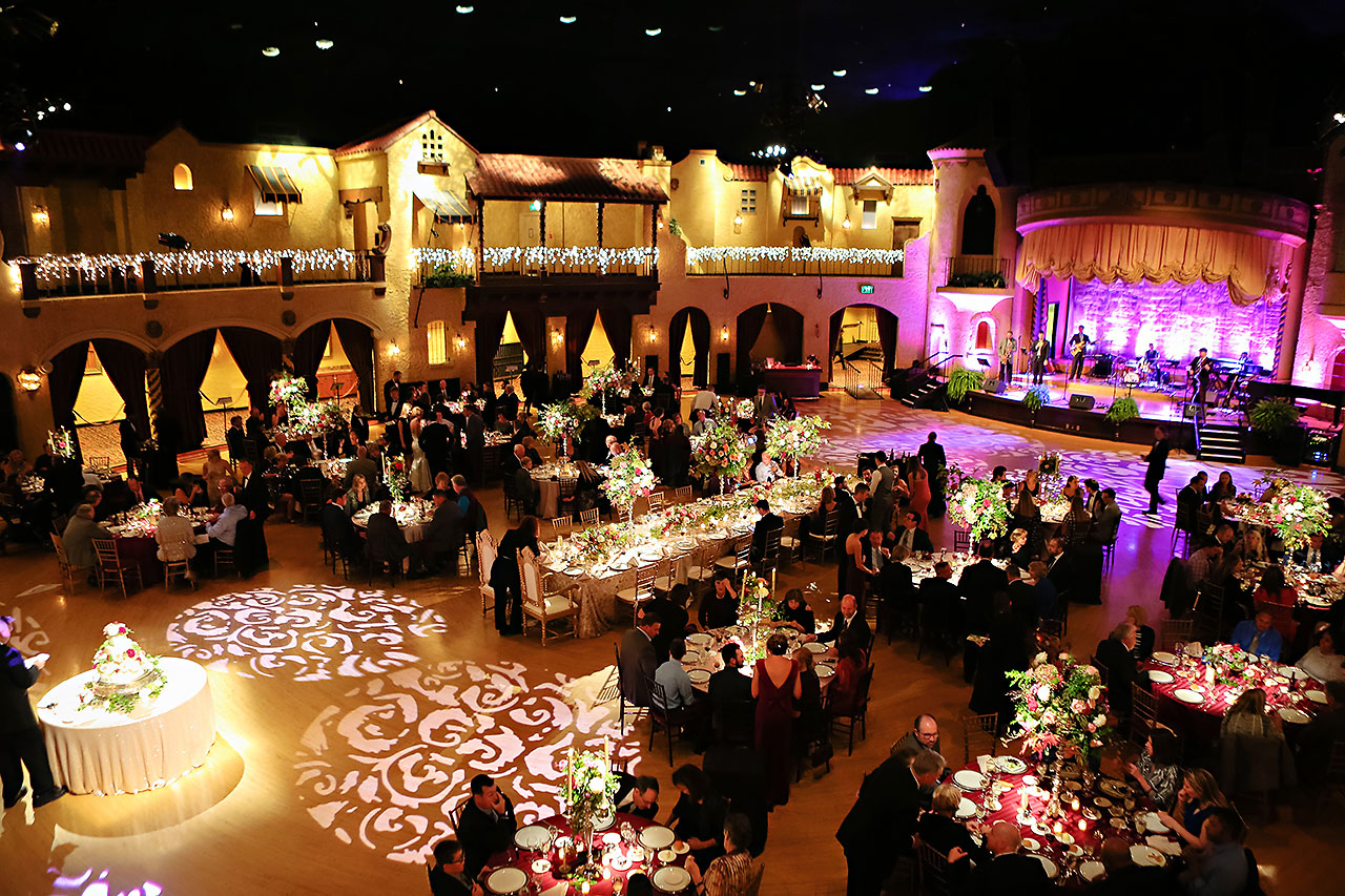 Kayci Matt Indiana Roof Ballroom Indianapolis Wedding 333