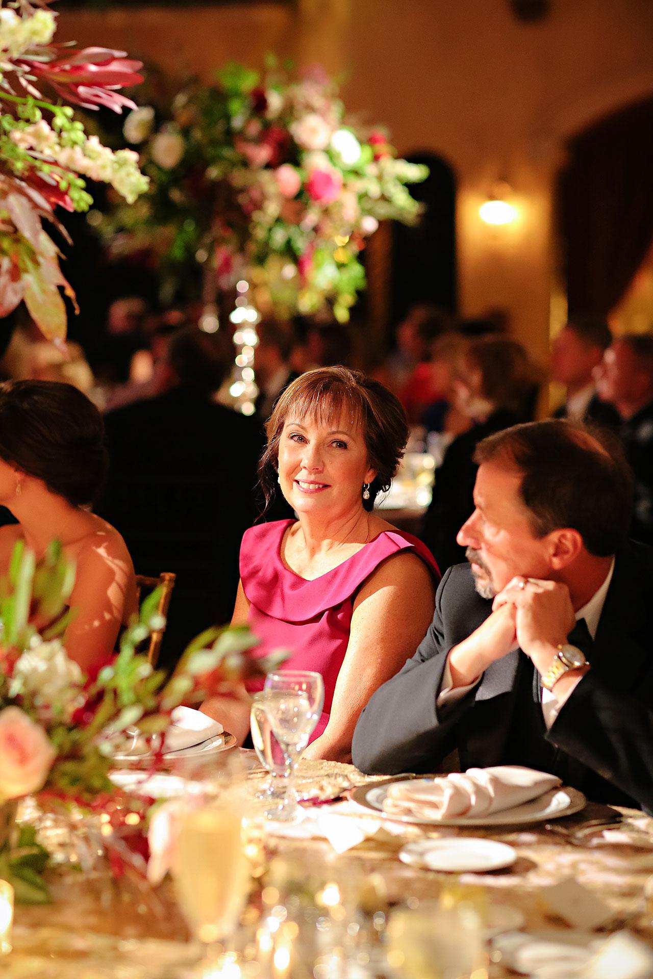 Kayci Matt Indiana Roof Ballroom Indianapolis Wedding 318
