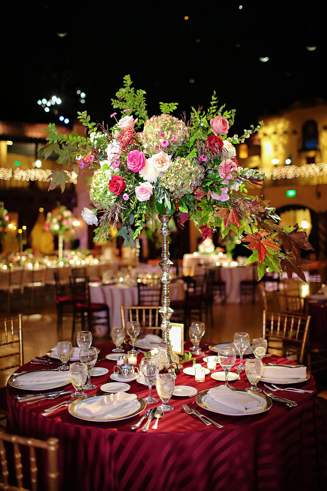 Kayci Matt Indiana Roof Ballroom Indianapolis Wedding 311