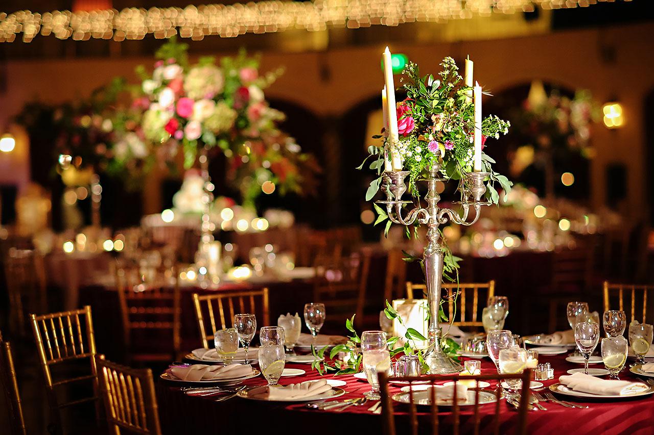 Kayci Matt Indiana Roof Ballroom Indianapolis Wedding 307
