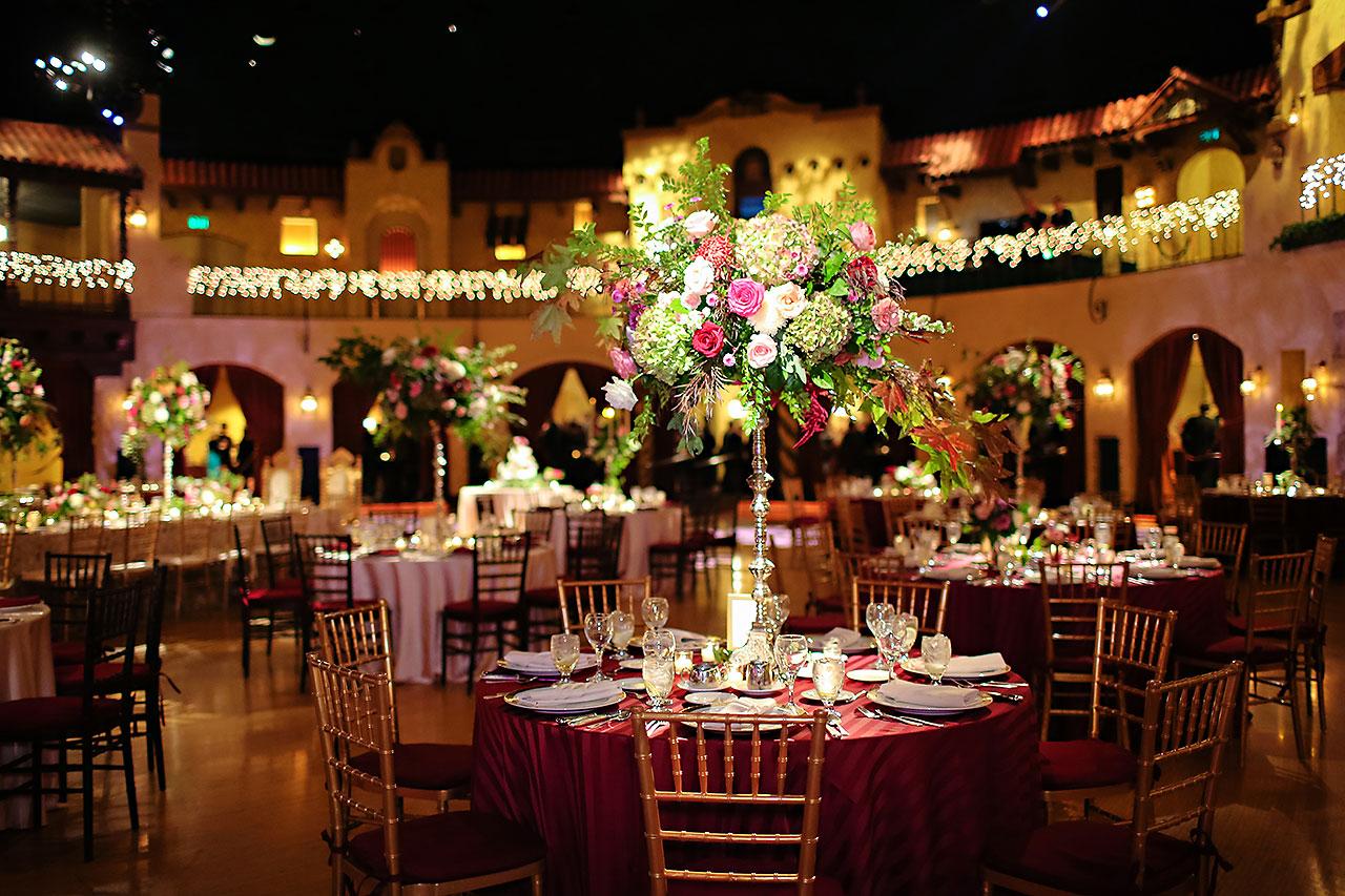 Kayci Matt Indiana Roof Ballroom Indianapolis Wedding 308