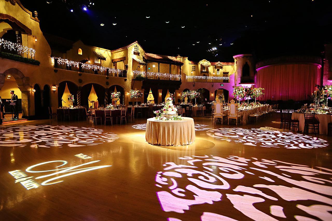 Kayci Matt Indiana Roof Ballroom Indianapolis Wedding 300