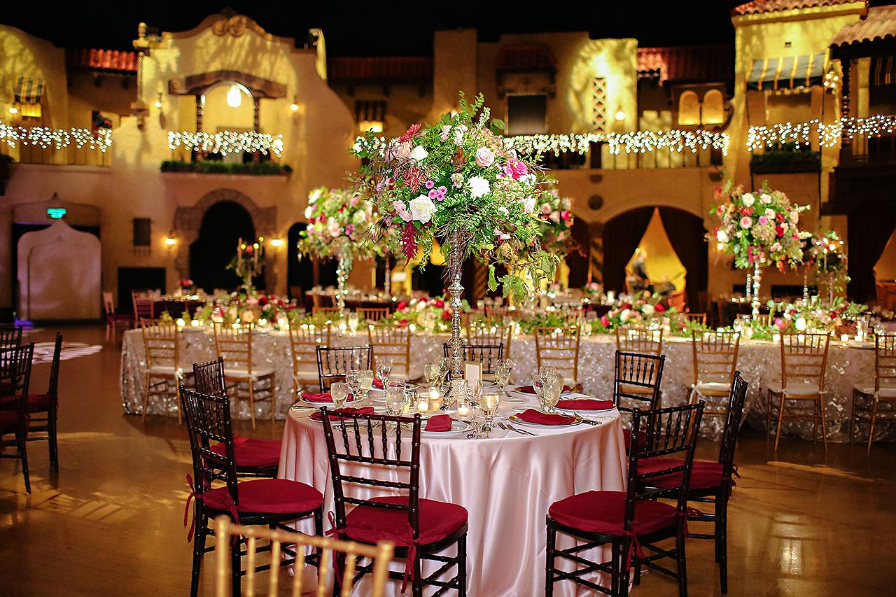 Kayci Matt Indiana Roof Ballroom Indianapolis Wedding 299