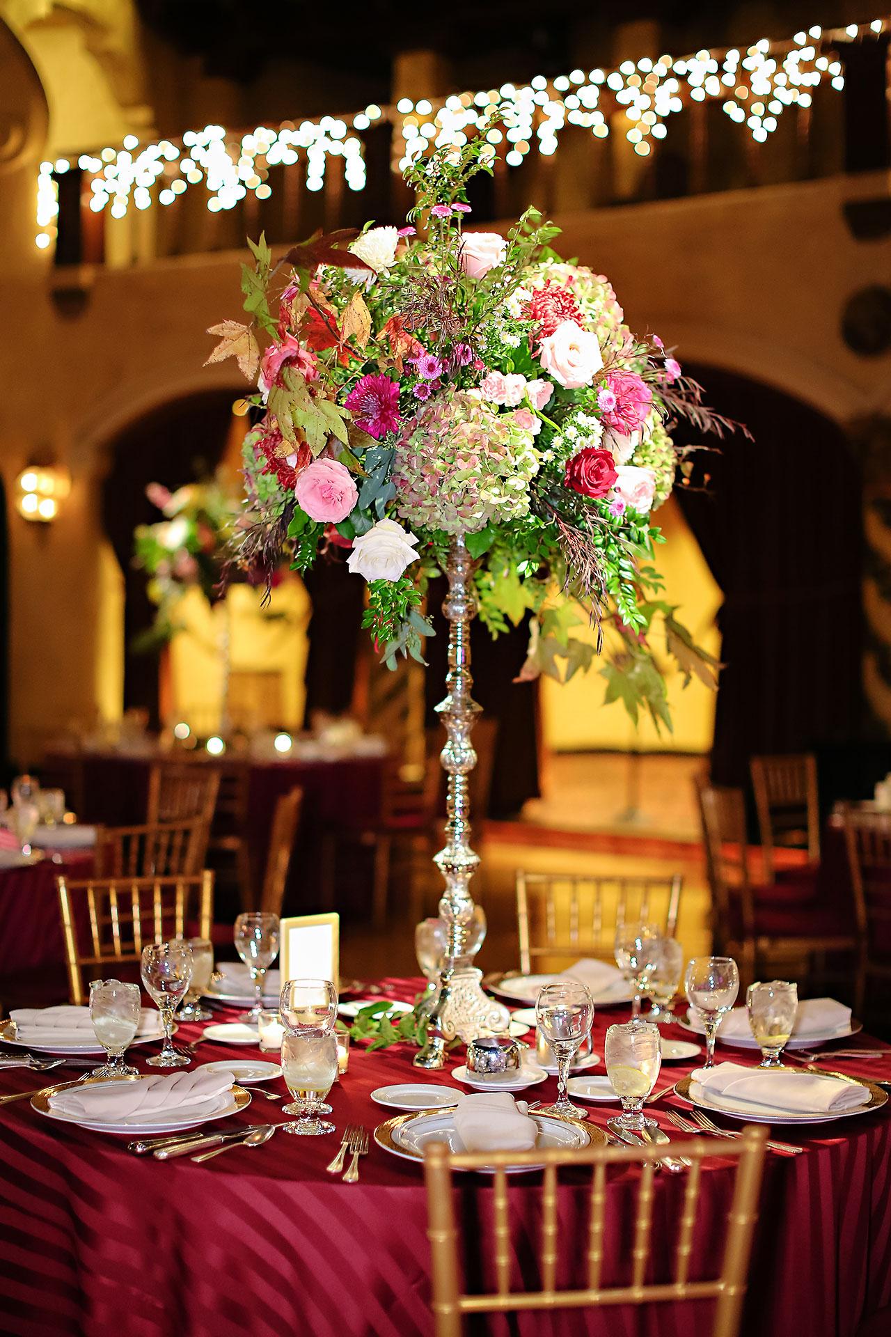 Kayci Matt Indiana Roof Ballroom Indianapolis Wedding 294