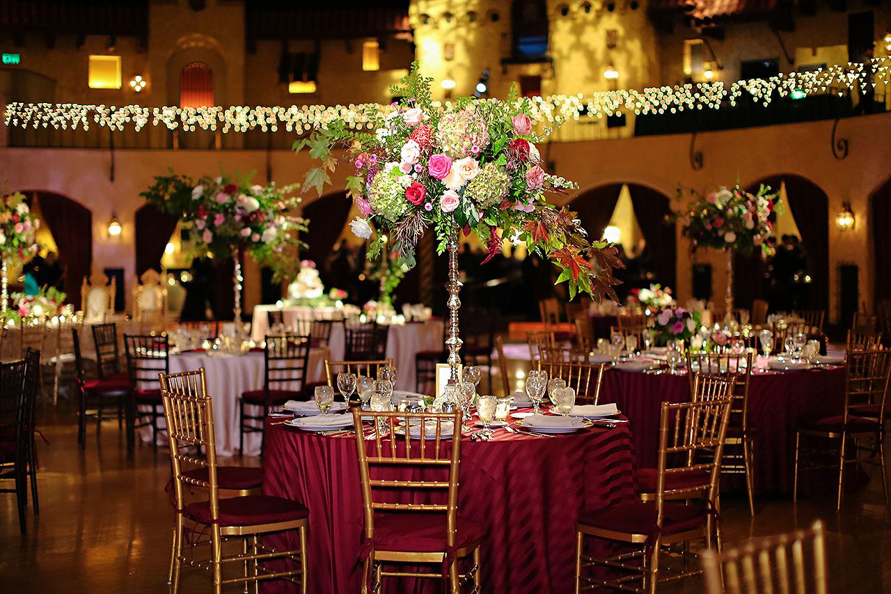 Kayci Matt Indiana Roof Ballroom Indianapolis Wedding 293
