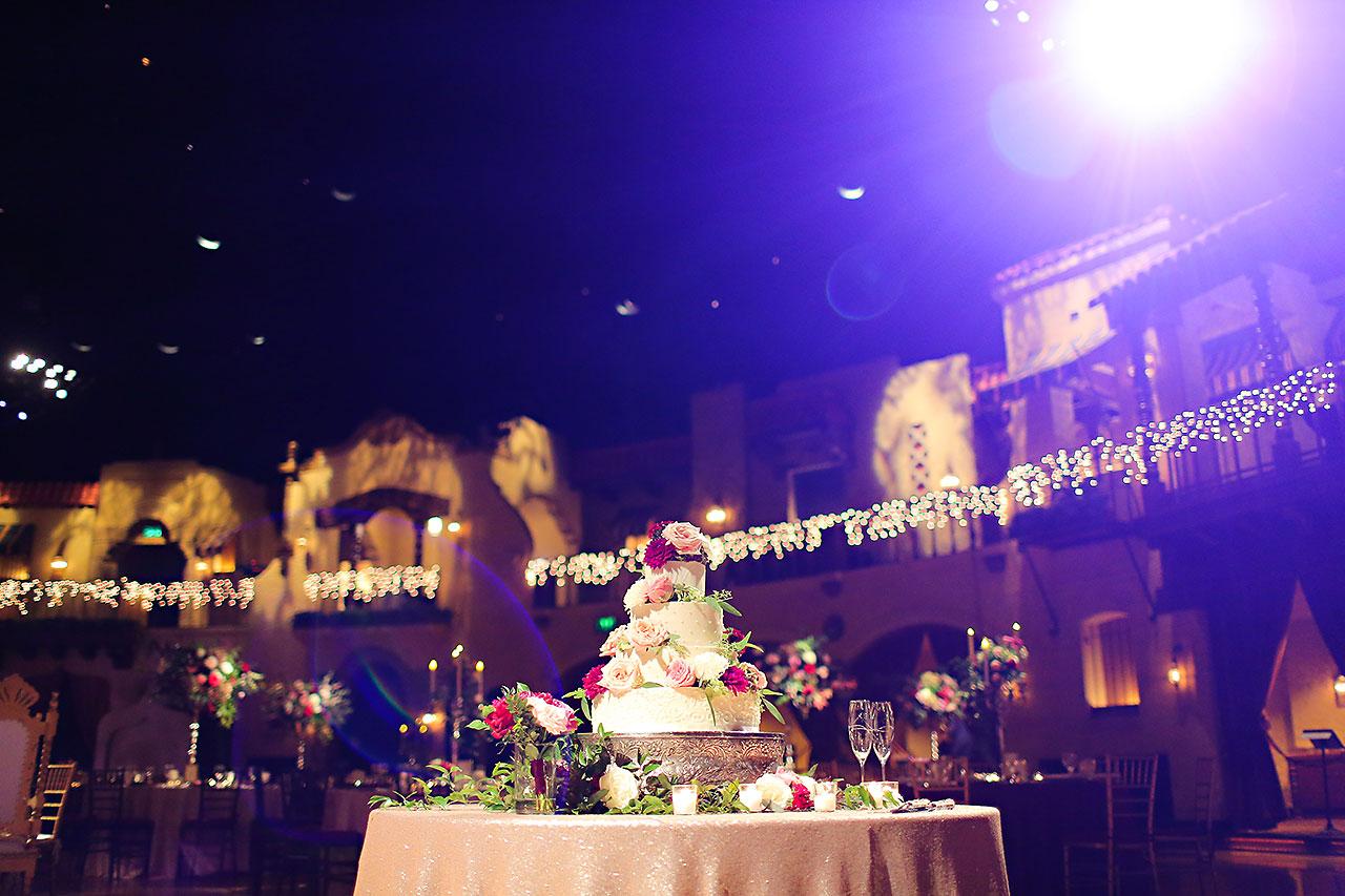 Kayci Matt Indiana Roof Ballroom Indianapolis Wedding 288