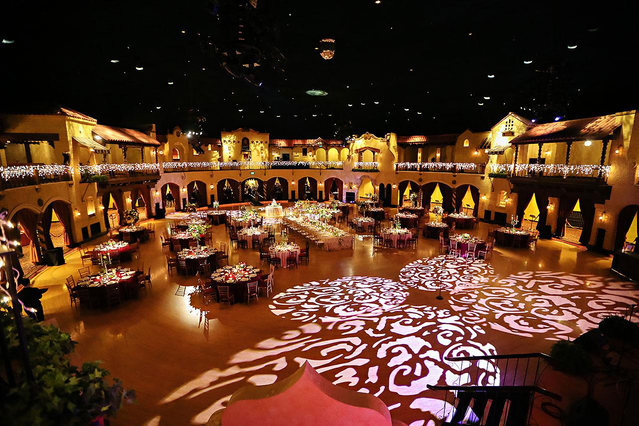 Kayci Matt Indiana Roof Ballroom Indianapolis Wedding 289