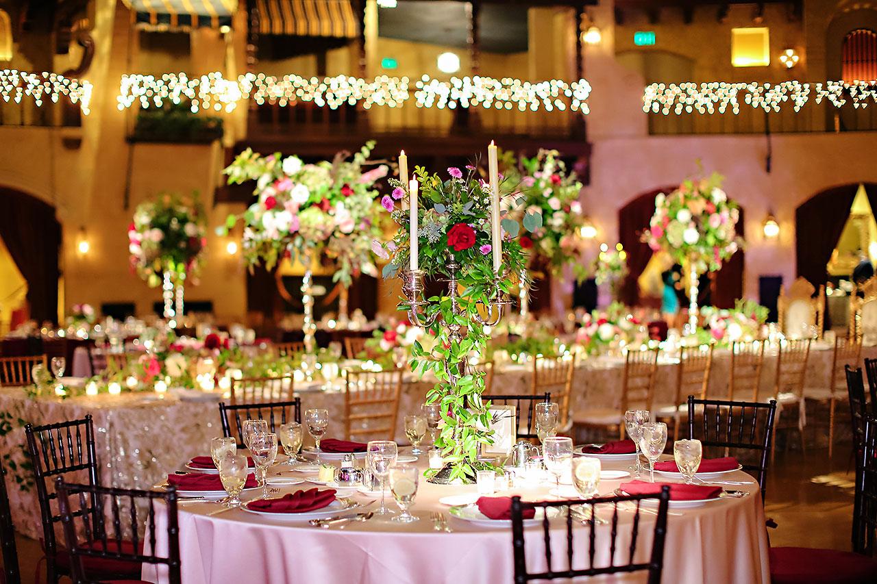 Kayci Matt Indiana Roof Ballroom Indianapolis Wedding 290
