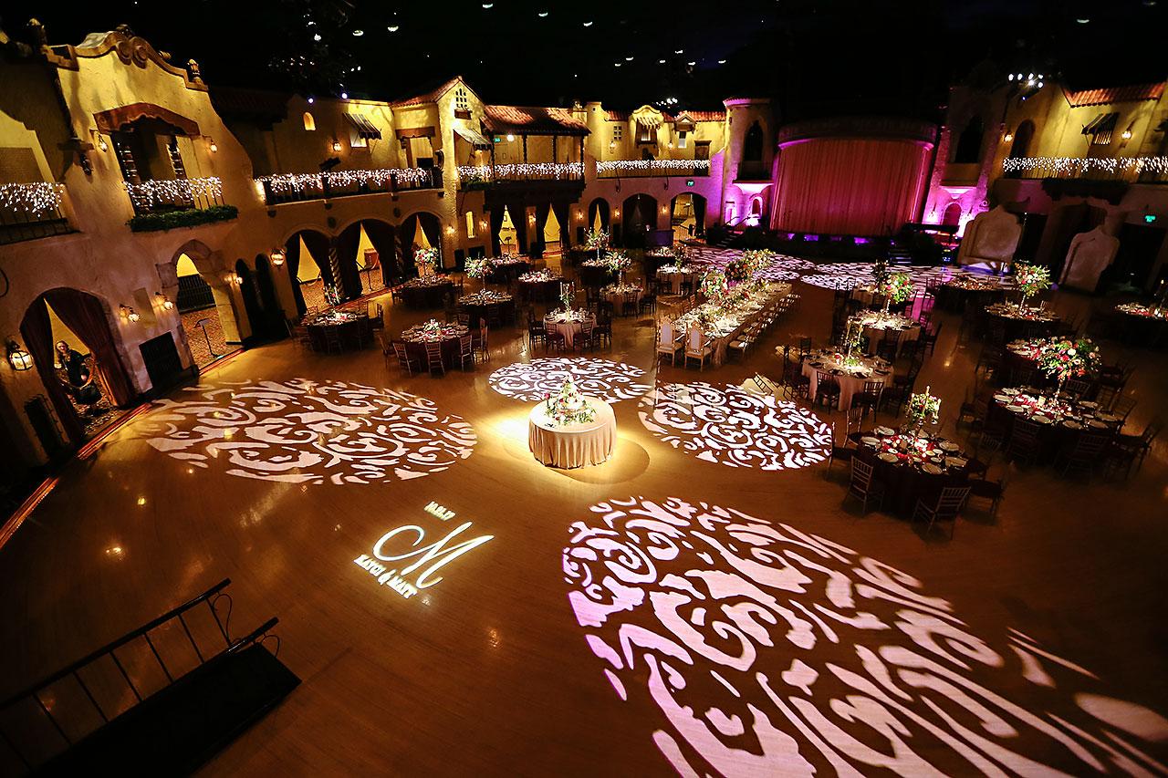 Kayci Matt Indiana Roof Ballroom Indianapolis Wedding 286