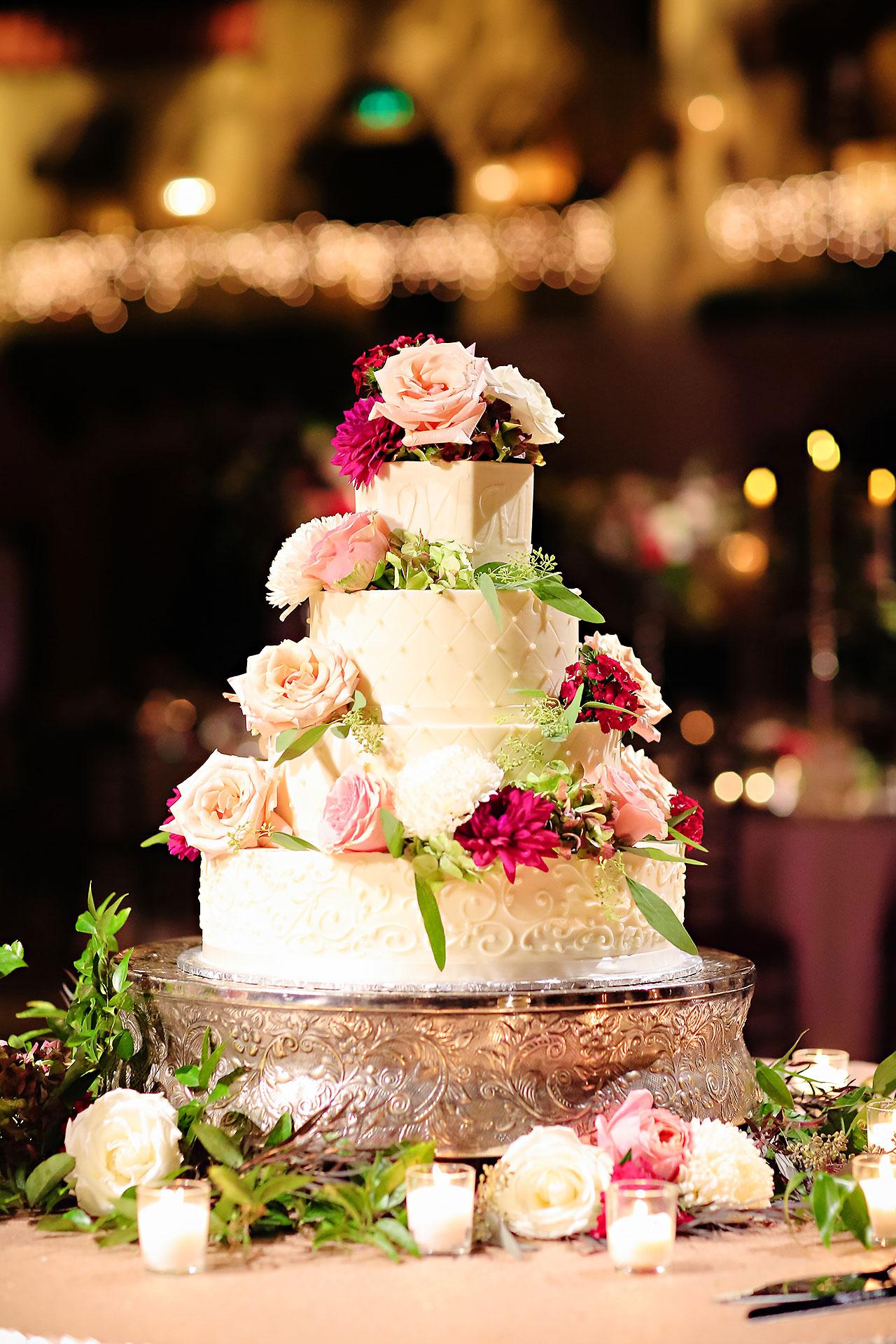 Kayci Matt Indiana Roof Ballroom Indianapolis Wedding 281