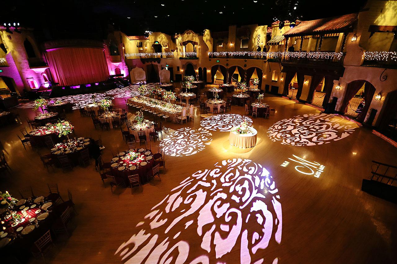 Kayci Matt Indiana Roof Ballroom Indianapolis Wedding 278