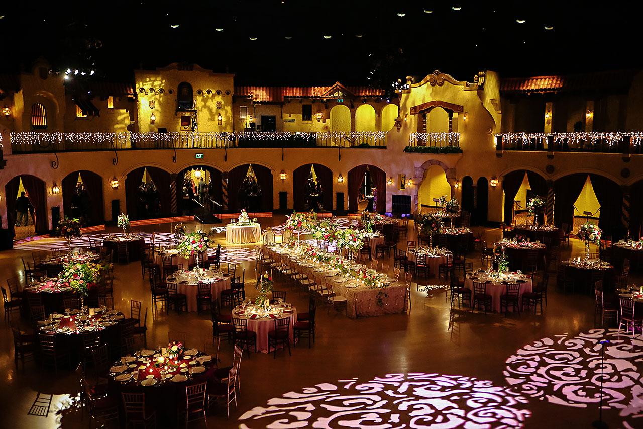 Kayci Matt Indiana Roof Ballroom Indianapolis Wedding 276