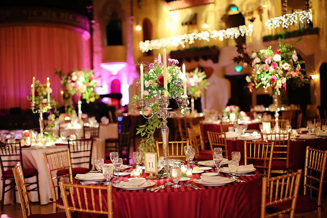 Kayci Matt Indiana Roof Ballroom Indianapolis Wedding 275