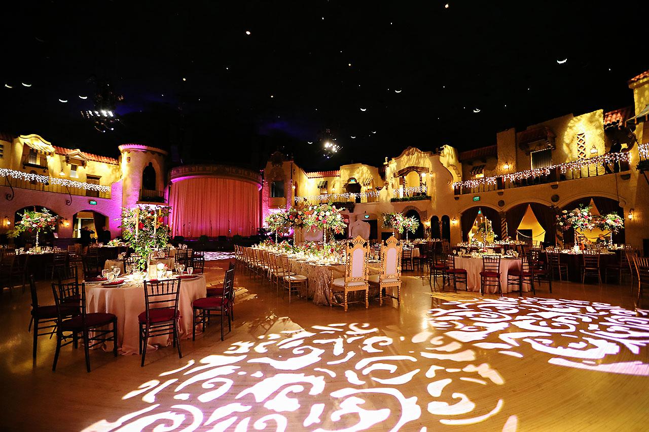 Kayci Matt Indiana Roof Ballroom Indianapolis Wedding 271