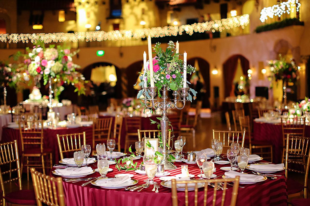 Kayci Matt Indiana Roof Ballroom Indianapolis Wedding 272