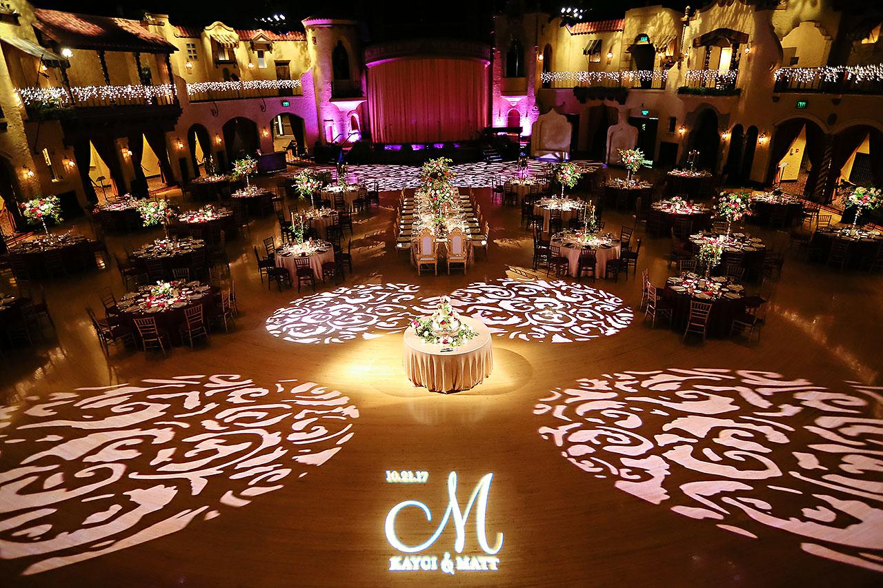 Kayci Matt Indiana Roof Ballroom Indianapolis Wedding 268