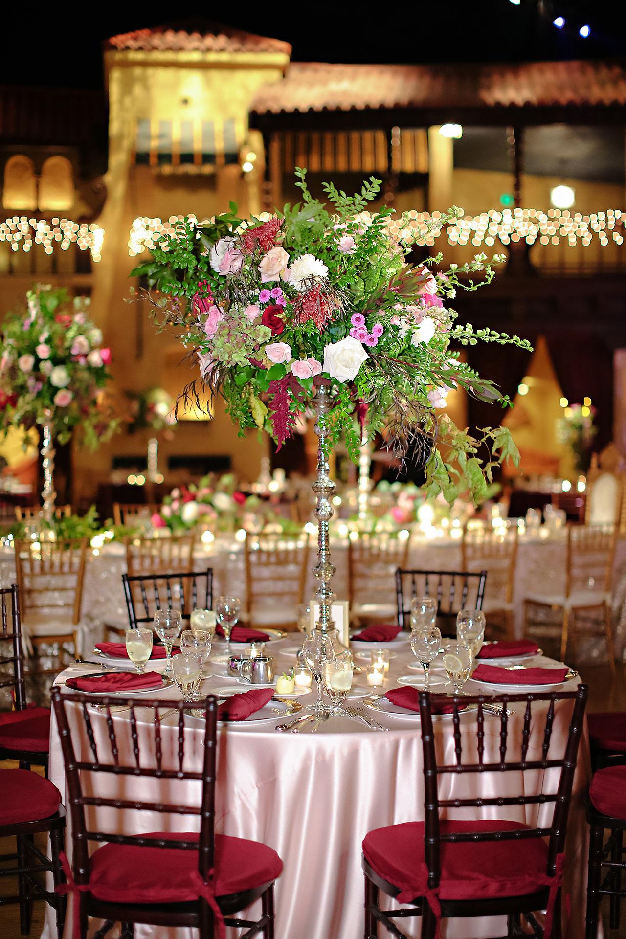 Kayci Matt Indiana Roof Ballroom Indianapolis Wedding 264