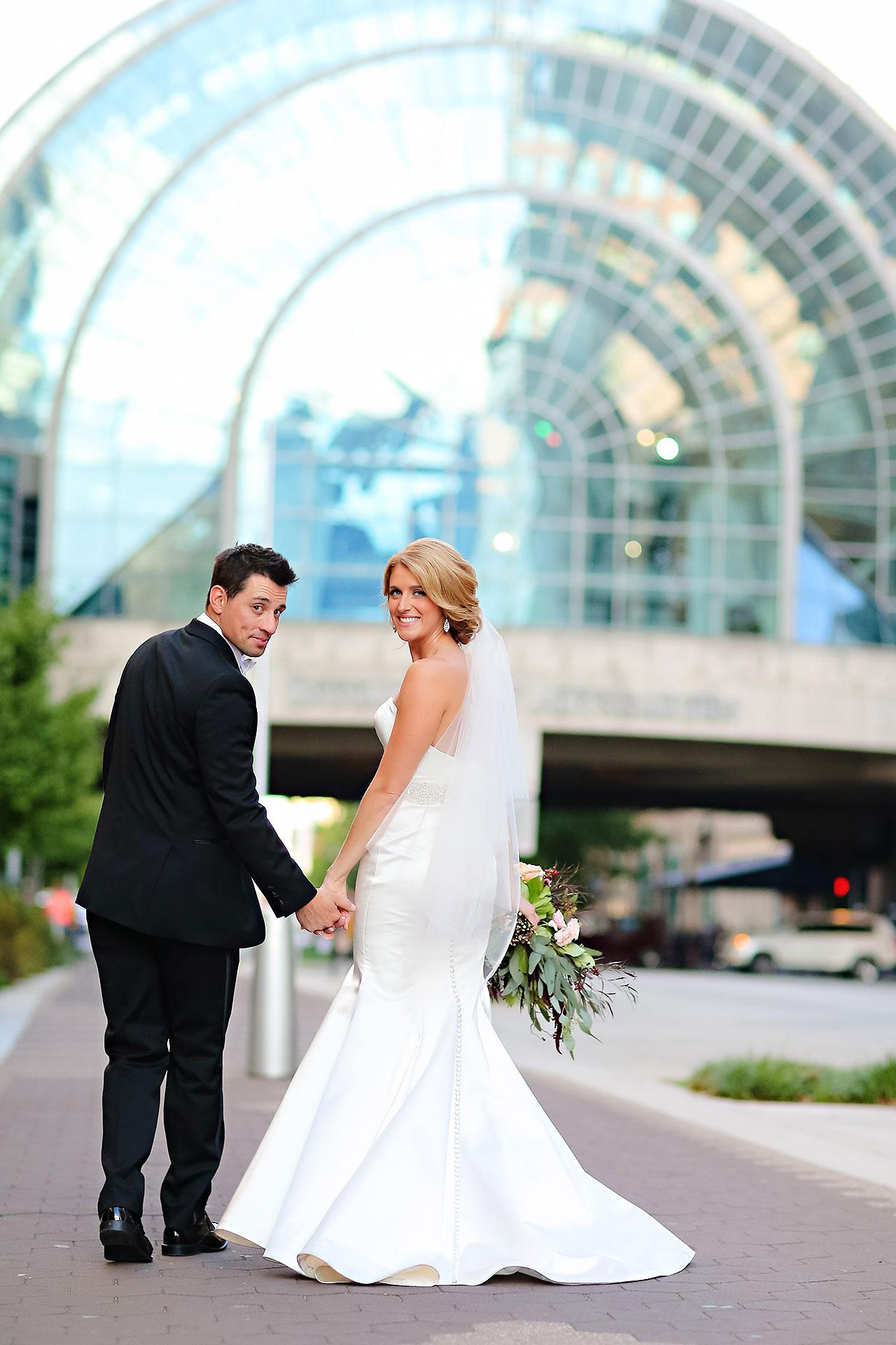 Kayci Matt Indiana Roof Ballroom Indianapolis Wedding 258